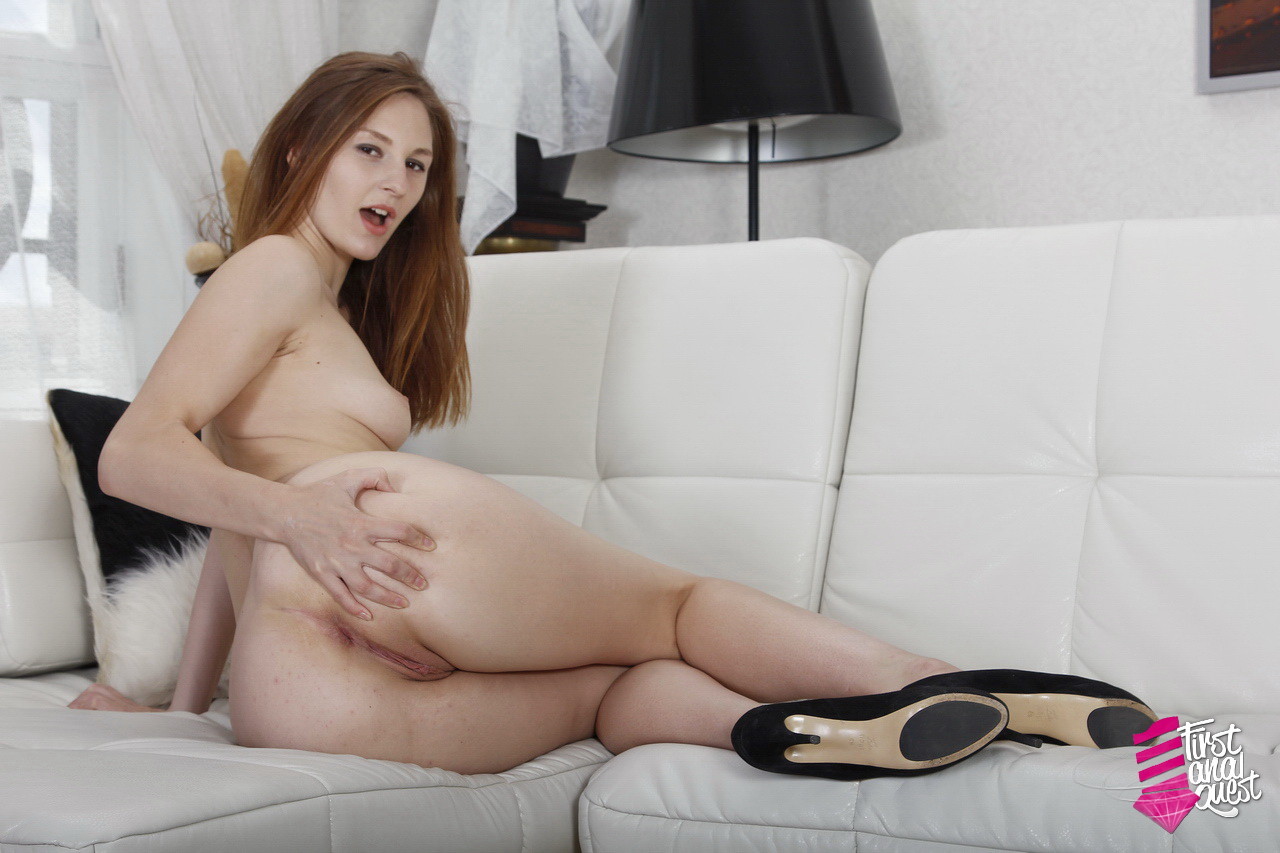 Teen sex taking place on the table